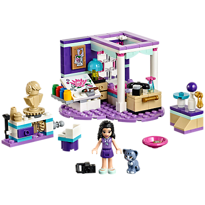 LEGO Friends 41342 Emma's Deluxe Bedroom