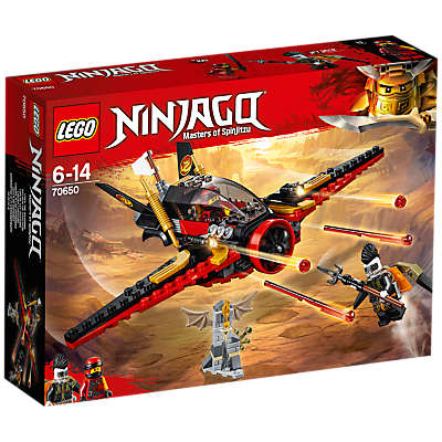 Image of LEGO Ninjago 70650 Destiny's Wing