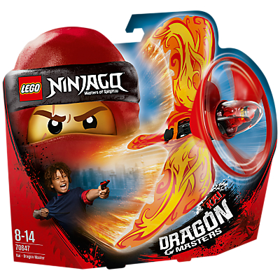 Image of LEGO Ninjago 70647 Kai Dragon Masters Flyer