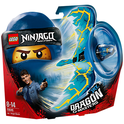 Image of LEGO Ninjago 70646 Jay Dragon Masters Flyer