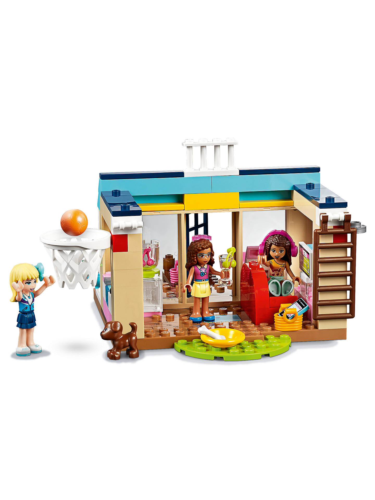 Lego Junior Friends 10763 Stephanies Lake House At John Lewis