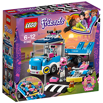 LEGO Friends 41348 Service & Care Truck