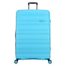 Buy Antler Juno 2 4-Wheel 80cm Large Suitcase Online at johnlewis.com