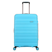 Buy Antler Juno 2 4-Wheel 68cm Medium Suitcase Online at johnlewis.com