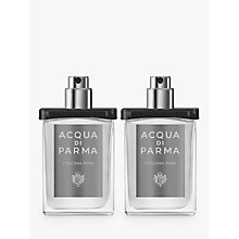 Buy Acqua di Parma Colonia Pura Eau de Cologne Refill Spray, 2 x 30ml Online at johnlewis.com