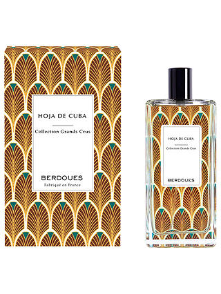 Buy BERDOUES Hoja De Cuba Eau de Parfum, 100ml Online at johnlewis.com