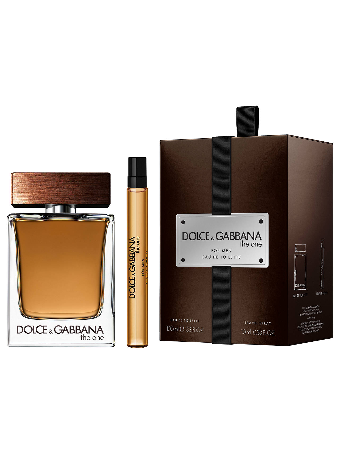 b5aaaa77c7 Dolce   Gabbana The One For Men 100ml  Gift In Pack  Fragrance Gift ...