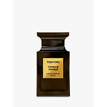 Buy TOM FORD Private Blend Vanille Fatale Eau de Parfum, 100ml Online at johnlewis.com