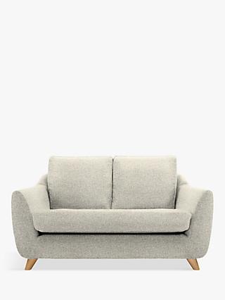 G Plan Vintage The Sixty Seven Small Sofa Ash Leg Etch Granite