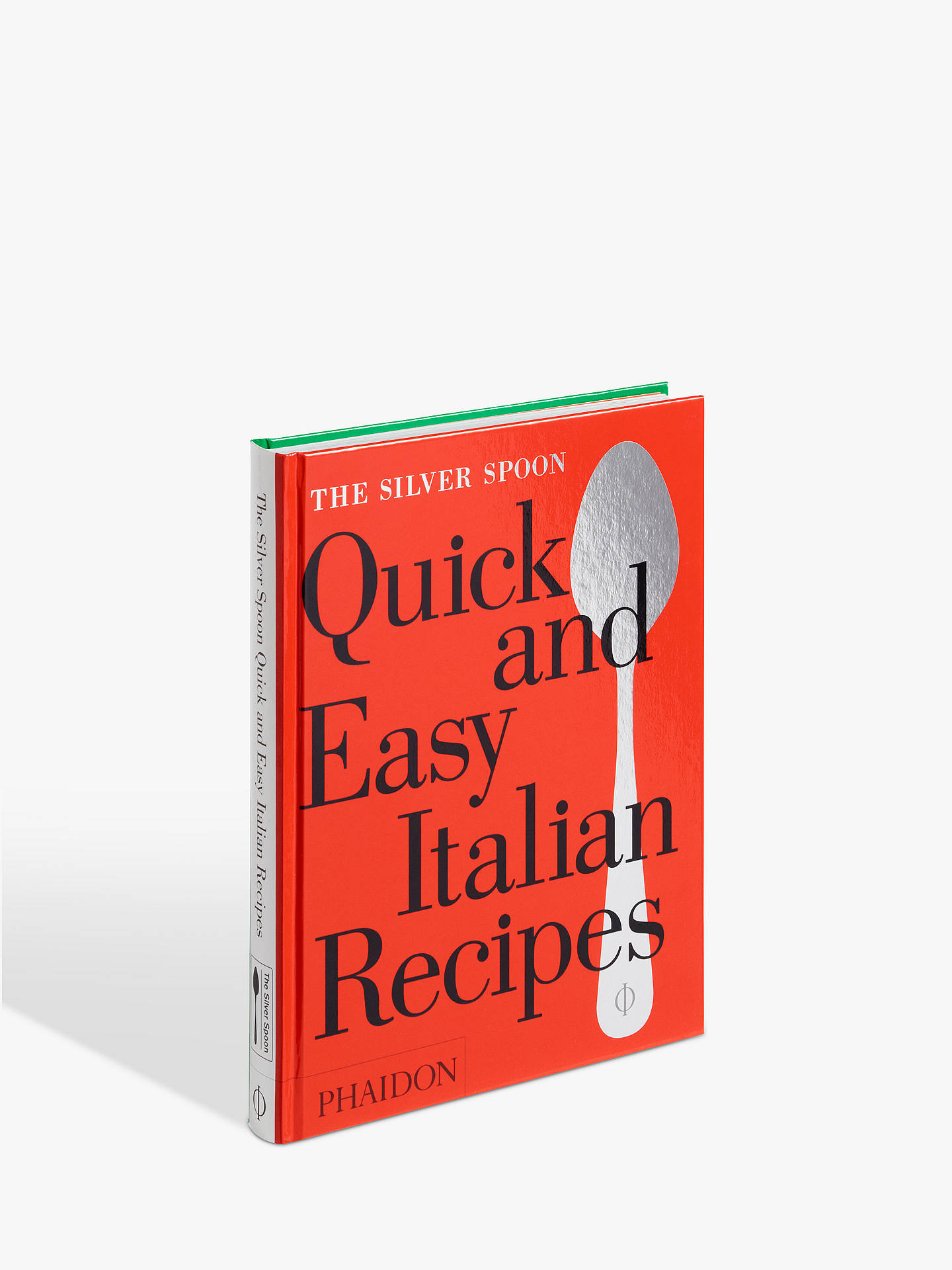 BuyThe Silver Spoon Quick and Easy Italian Recipes Online at johnlewis.com