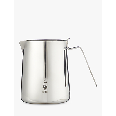 Bialetti Stainless Steel Milk Froth Pitcher, 500ml