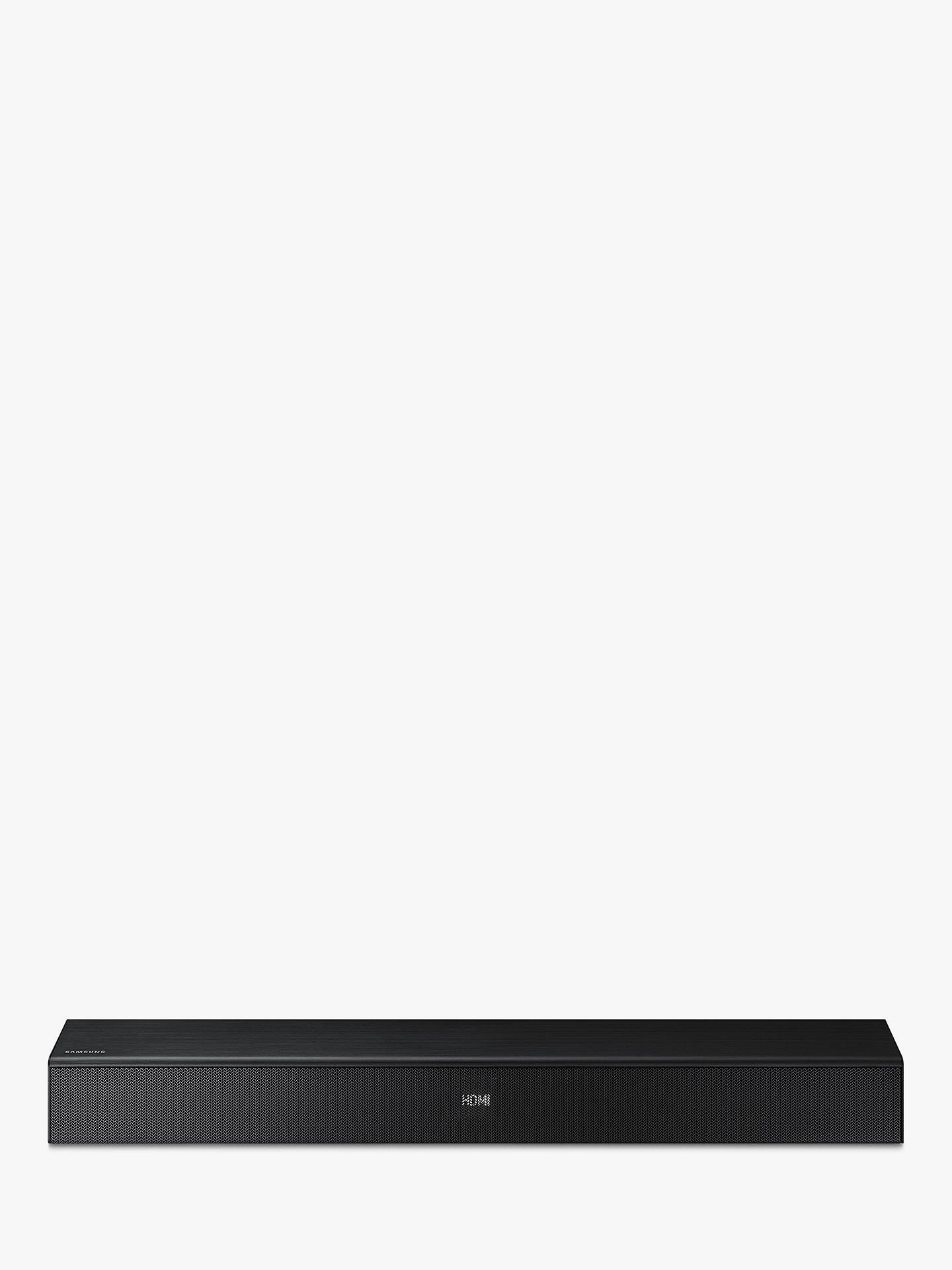 Buy Samsung HW-N400 Bluetooth All-In-One Sound Bar Online at johnlewis.com