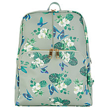 Buy Oasis Betty Backpack, Multi Green Online at johnlewis.com