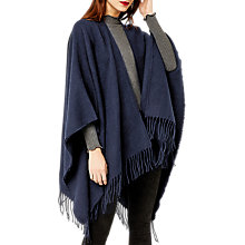 Buy Warehouse Soft Plain Cape Online at johnlewis.com