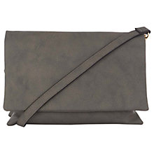 Buy Warehouse Double Compartment Cross Body Bag Online at johnlewis.com