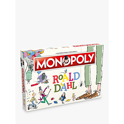 Image of Monopoly Roald Dahl Game