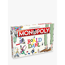 Buy Monopoly Roald Dahl Game Online at johnlewis.com