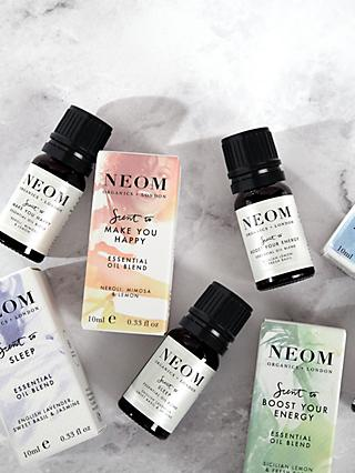 Work on your wellbeing with NEOM Founder, Nicola Elliott