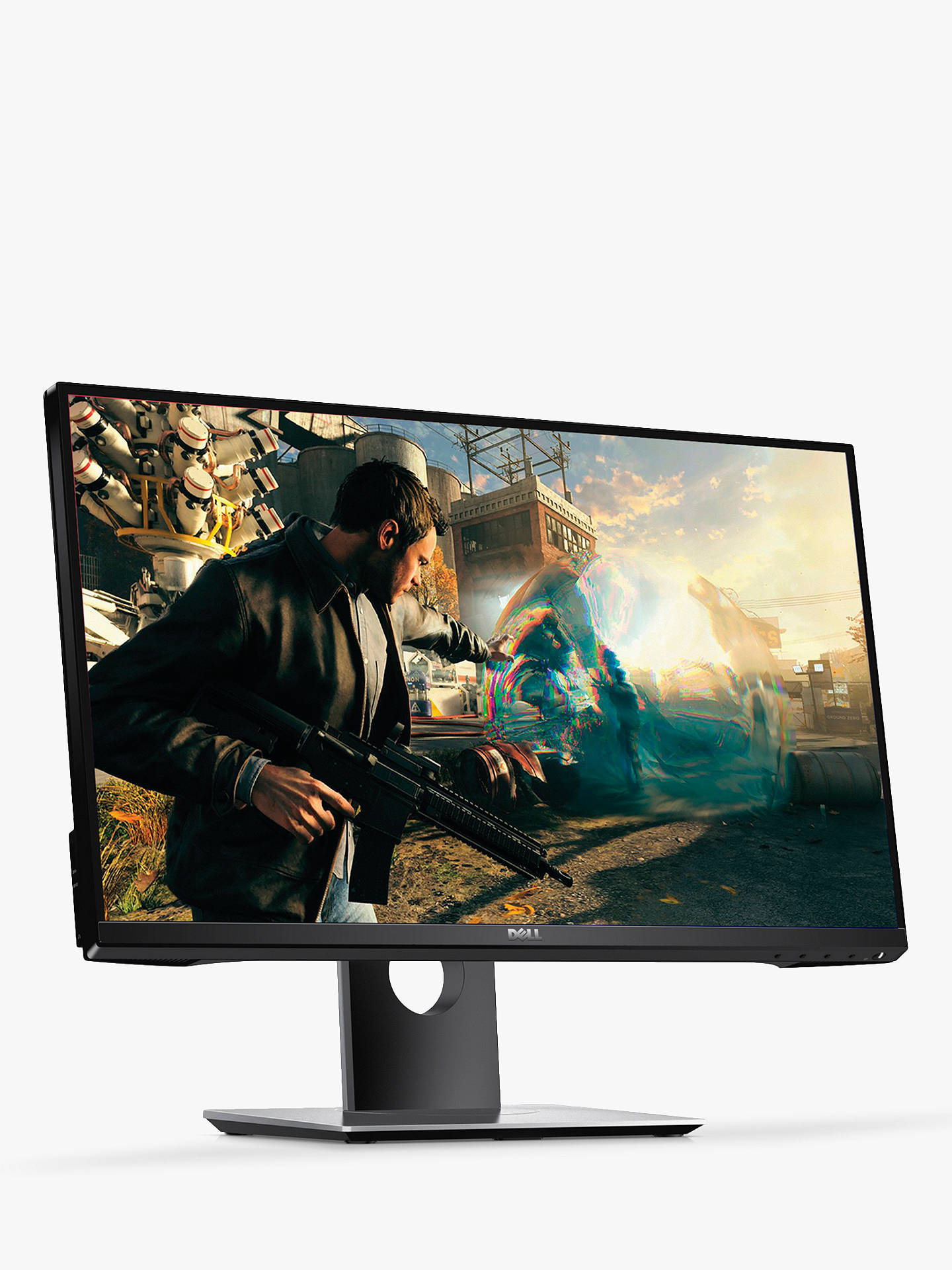 Dell S2417DG QHD Gaming Monitor, with NVIDIA G-Sync, 23 8
