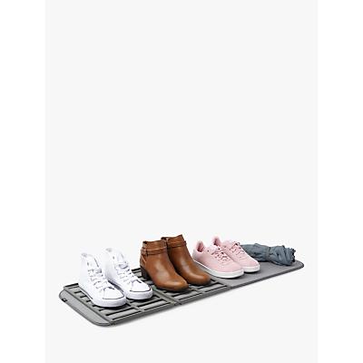Umbra Shoe Dry Mat / Rack, Grey