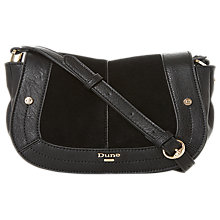 Buy Dune Diego Small Saddle Bag Online at johnlewis.com
