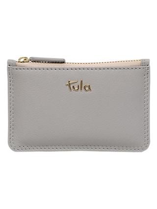 Tula Nappa Originals Small Leather Zip Coin Purse