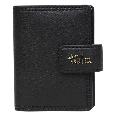 Tula Originals Small Leather Credit Card Holder