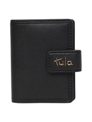 Tula Originals Small Leather Credit Card Holder