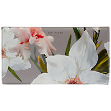 Buy Ted Baker Cassidy Chatsworth Travel Wallet, Grey Online at johnlewis.com