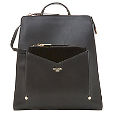 Buy Dune Ducky Medium Backpack Online at johnlewis.com