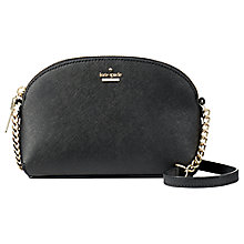 Buy kate spade new york Cameron Street Hilli Leather Cross Body Bag Online at johnlewis.com