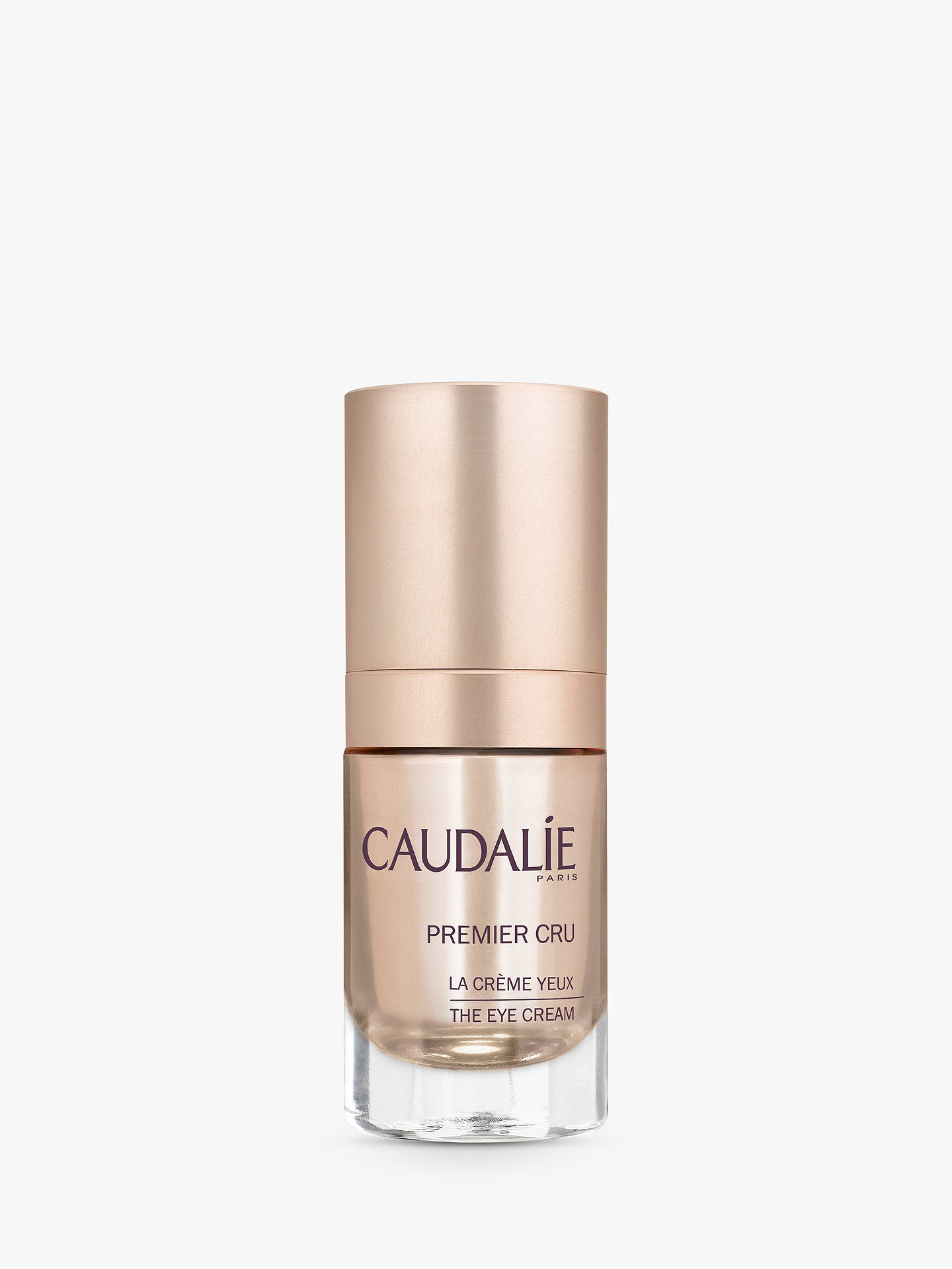 BuyCaudalie Premier Cru The Eye Cream, 15ml Online at johnlewis.com