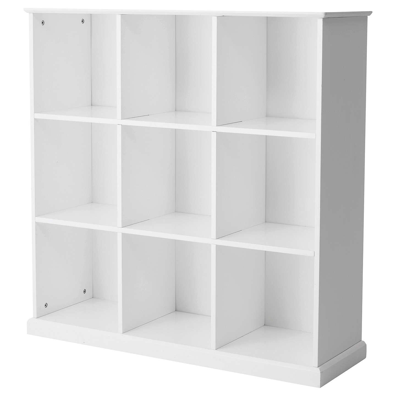 BuyGreat Little Trading Co Abbeville Nine Cube Storage Unit, White Online  At Johnlewis.com ...
