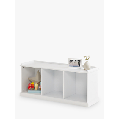 Great Little Trading Co Abbeville Storage Bench, White
