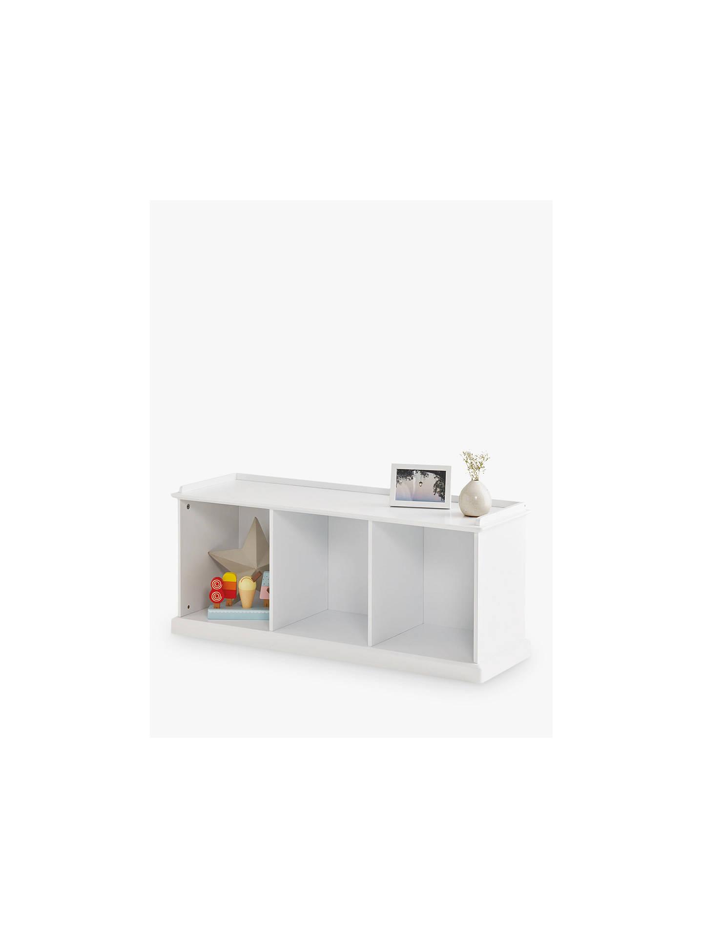 Awe Inspiring Great Little Trading Co Abbeville Storage Bench White Dailytribune Chair Design For Home Dailytribuneorg