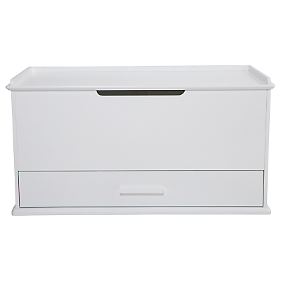 Great Little Trading Co Poppins Toy Chest, White