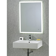 Buy Roper Rhodes Intense Dimmable Illuminated Mirror Online at johnlewis.com