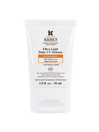 Kiehl's Ultra Light Daily UV Defense SPF 50