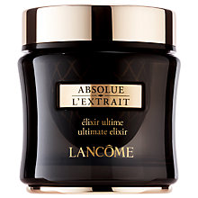 Buy Lancôme Absolue L'Extrait Elixir, 50ml Online at johnlewis.com