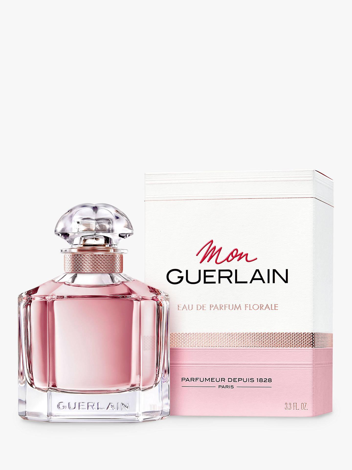 John Mon Eau De Florale Parfum At Lewisamp; Partners Guerlain VpMSUz