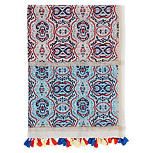 Buy Gerard Darel Teresa Scarf, Blue Online at johnlewis.com