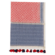 Buy Gerard Darel Tom Scarf, Red Online at johnlewis.com