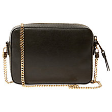 Buy Karen Millen Leather Small Cross Body Bag Online at johnlewis.com
