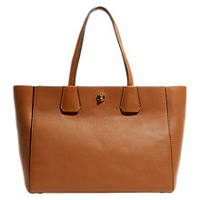 Buy Karen Millen East West Leather Tote Bag Online at johnlewis.com