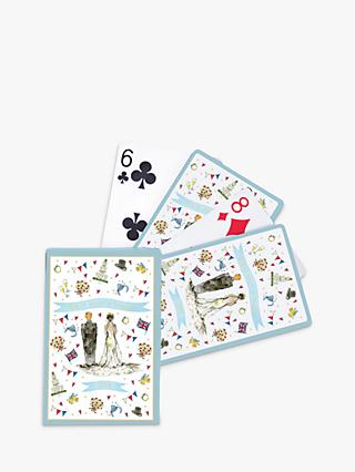 Milly Green Prince Harry And Meghan Markle Playing Cards