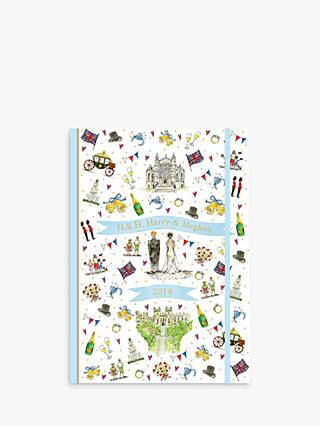 Milly Green Harry And Meghan Royal Wedding Notebook