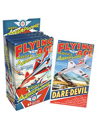 House of Marbles Flying Ace Build-Your-Own Foam Glider
