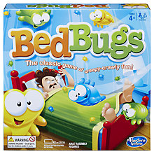 Buy Hasbro Bed Bugs Game Online at johnlewis.com