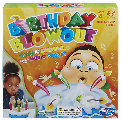 Image of Birthday Blowout Game