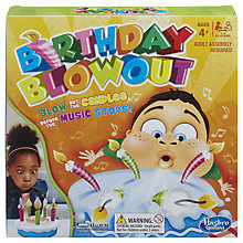 Buy Birthday Blowout Game Online at johnlewis.com